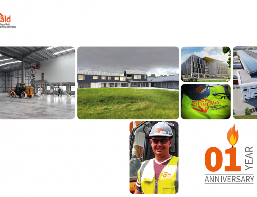 Emerald Health & Safety Services turns 1!