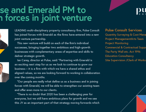 Emerald PM joins forces with Pulse in new JV